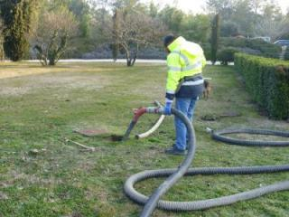 Pompage fosse septique à Eygalières
